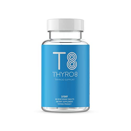 Complete Thyroid Support System - Energy, Metabolism, Focus and More - 100% Money Back Guarantee - Feel Normal Again - 60 Tablets