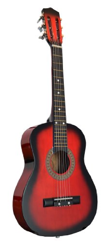 Blue Starter Acoustic Guitar (Directly Cheap 32