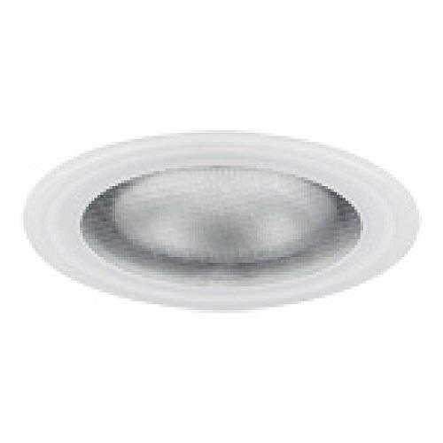 Lightolier 1178SH 6-3/4 Inch Dropped Opalex Diffuser Reflector Trim Round Lytecaster