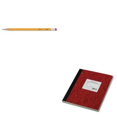 Kitrot43649UNV55400 – Value Kit – National Duplicate Lab Lab Lab Notebook (rot43649) und Universal Economy Holzcase Bleistift (UNV55400) B00MOKSC2W | Ausgewählte Materialien  | Ab dem neuesten Modell  | Qualität und Quantität garantiert  eba76b