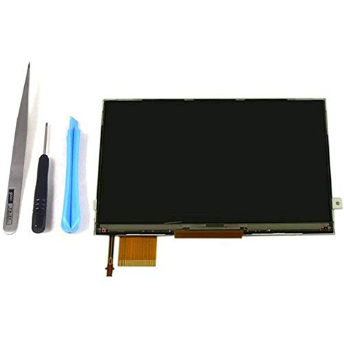 (PSP 3000 LCD Display, LCD Touch Screen Display Backlight for Sony PSP 3000 3001 Series + Tools Kit ...)