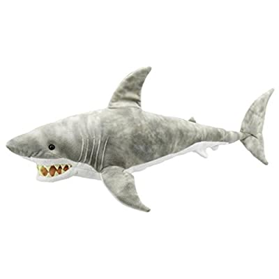 The Puppet Company Creatures Shark Hand Puppet, Large: Toys & Games [5Bkhe1206915]