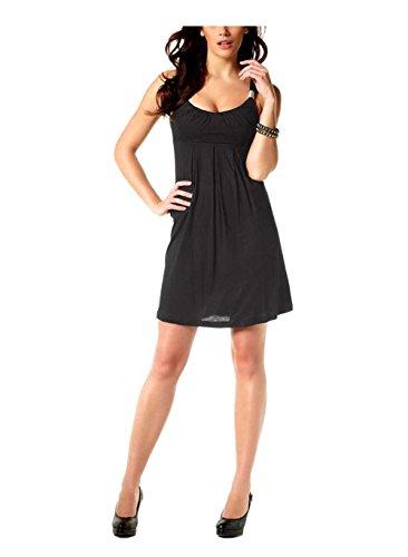 Laura Scott - Vestido - Opaco - para mujer negro