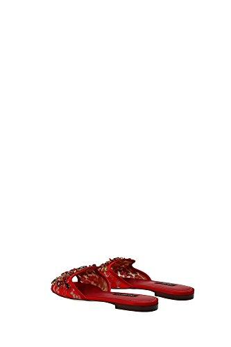 Dolce&Gabbana Ciabatte e Zoccoli Donna - (CQ0022AL19880303) 36 EU