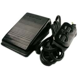 Foot Control Pedal w/ Cord, Light/motor Block #Fc-143 ()