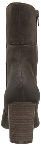 Women's Patch Ankle Gail Rockport Bootie Olive Grey Leather nP7TEwqx
