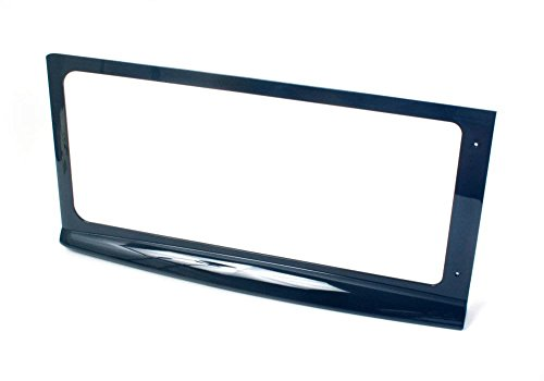 Whirlpool 8169573 Microwave Door Outer Frame Genuine Original Equipment Manufacturer (OEM) Part Black - Oven Door Frame