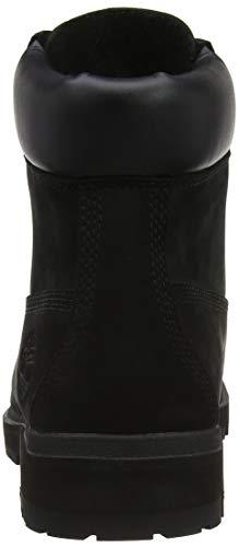 6 Negro Hombre Clasicas Radford Black Nubuck Waterproof para Botas Black Nubuck Inch Timberland W0wA5OUB8O