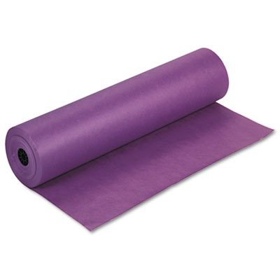 Pacon 67331 - Spectra ArtKraft Duo-Finish Paper, 48 lbs., 36 x 1000 ft, Purple-PAC67331 by Pacon