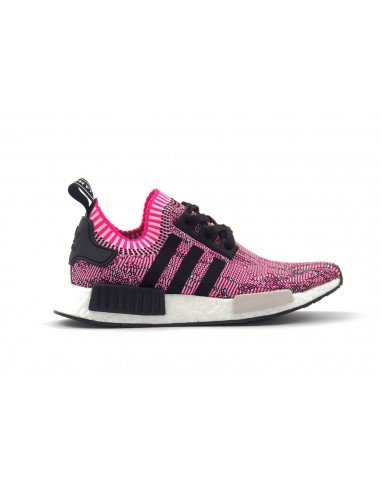 adidas Originals Women's NMD_r1 W Pk Sneaker (10 B(M) US) Pink/Black/White
