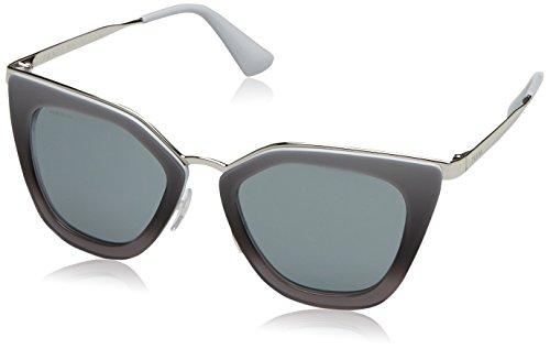 Gris PR Prada 17SS CINEMA Gradient Sonnenbrille Darkgrey Grey qxRzwRpHI