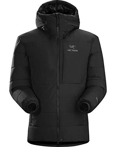Arc'teryx Ceres SV Parka Men's (Black, Large) (Mens Down Jacket 850 Fill)