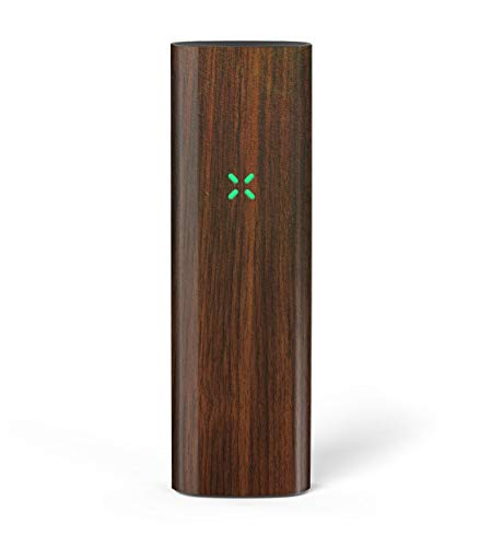 - Dark Walnut Stained Wood - Design Skinz Premium Vinyl Decal Wrap Cover for The Pax 2 or 3 Vaping System Device