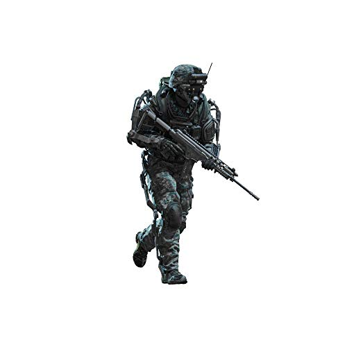 FATHEAD Marine - Call of Duty: Advanced Warfare - Giant OfficiallyLicensed Activision Removable Wall Decal Multicolor