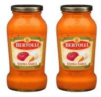 Bertolli Vodka Pasta Sauce 24 OZ (Pack of 2)