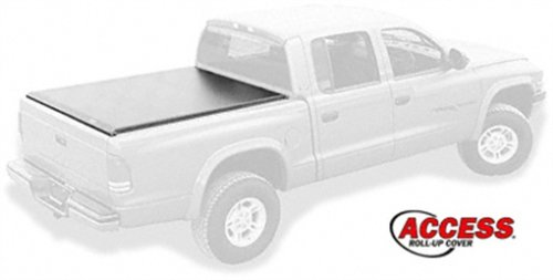 Access Cover 11119 Roll Up Tonneau Cover Ford Flareside Box