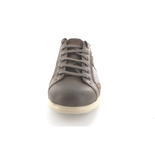 Mephisto Mathis Grizzly 125/Wa. 9765/Ve. 3658 Pewter, Sneakers da Uomo Grigio