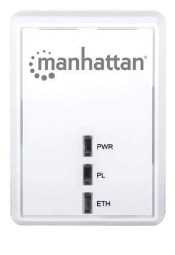 Manhattan SimpleNet HomePlug AV500 Adapter Starter Kit (506670)