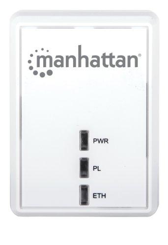 MANHATTAN SimpleNet HomePlug AV500 Adapter Starter Kit (506670)