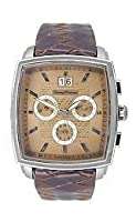 Men's Tommy Bahama TB1107 (in Brown Woven Leather) [Toy] from Tommy Bahama