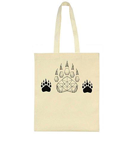 Bag Tote Tote Beast Paw Geometric Symbols Bag Geometric Beast Paw Beast Symbols Paw Geometric 7wOqAx7