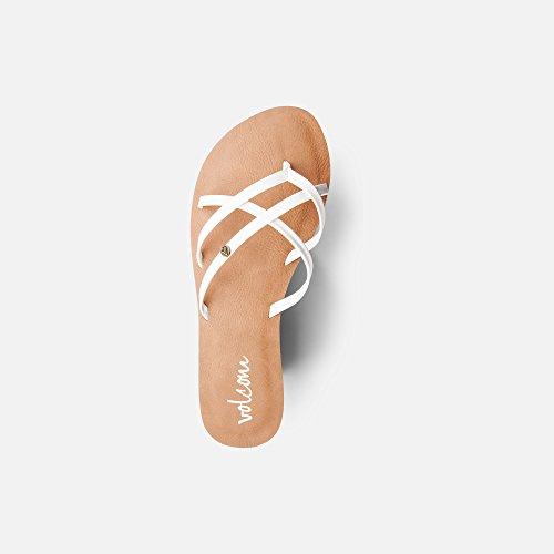 6b8968083d0b Amazon.com  Volcom New School Womens Sandal Dress  Shoes