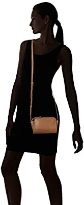 Liebeskind Berlin Women's Hollywood Double Dye Leather Structured Mini Crossbody