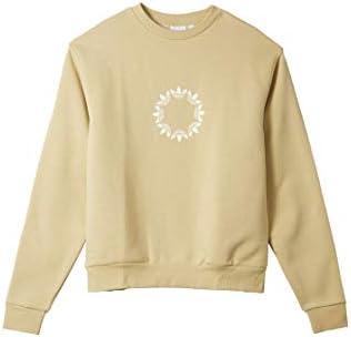 [アディダス] メンズ パーカー・スウェットシャツ Pinwheel Crew Sweatshirt [並行輸入品]