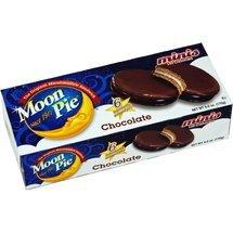 Moon Pie Chocolate Mini Pies 6 OZ (Pack of 12)