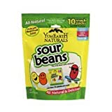 Yummy Earth - All Natural Gluten Free Sour Jelly Beans - (Pack of 12) - Pack Of 12