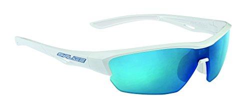 Salice 011 RW Lunettes Blanc/Bleu