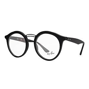 Eyeglasses Ray-Ban Optical RX 7110 5196 MATTE BLACK