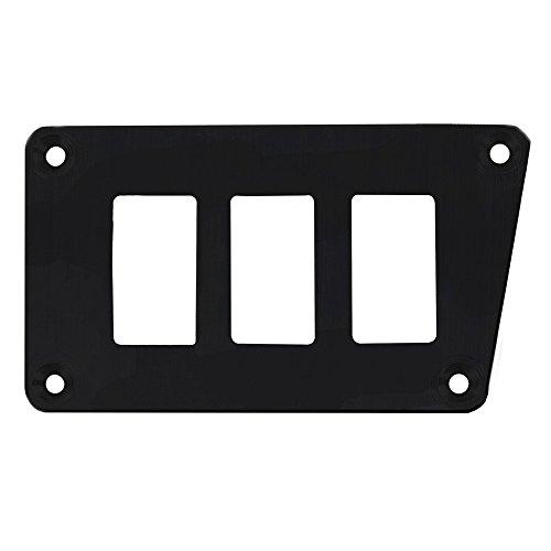 rzr 1000 switch plate - 2