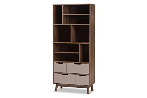 Baxton Studio 424-7995-AMZ Bethel Wood Bookcase 31H6O4UWLpL