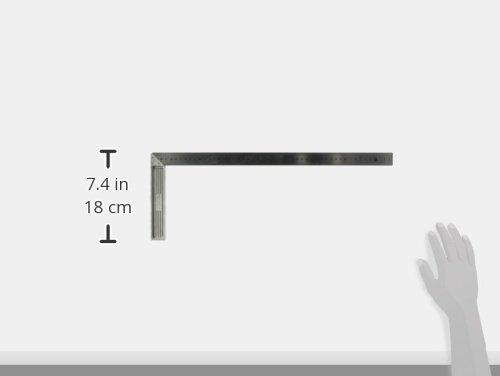 Uxcell /Équerre de menuisier 50/cm