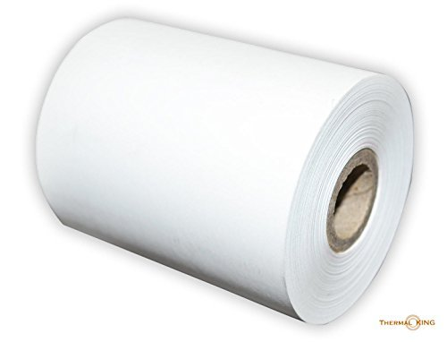 Thermal King, 2 1/4'' x 85' Thermal Paper, 50 Rolls [Thermal King Brand]