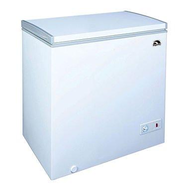 9 cubic feet chest freezer - 7