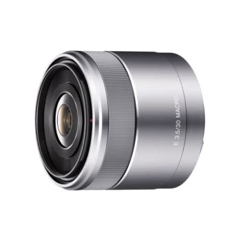 Sony E-mount 30mm F3.5 Macro Lens | SEL30M35 - International Version (No Warranty)