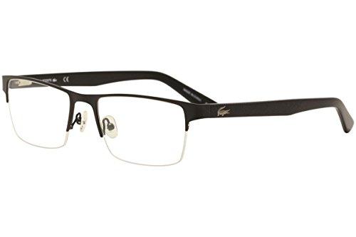 - Eyeglasses LACOSTE L 2237 002 MATTE BLACK