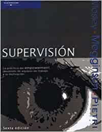 Supervision: Desarrollo del Empowerment, Desarrollo de