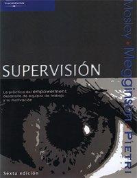 Supervision/ Supervision (Spanish Edition) pdf epub