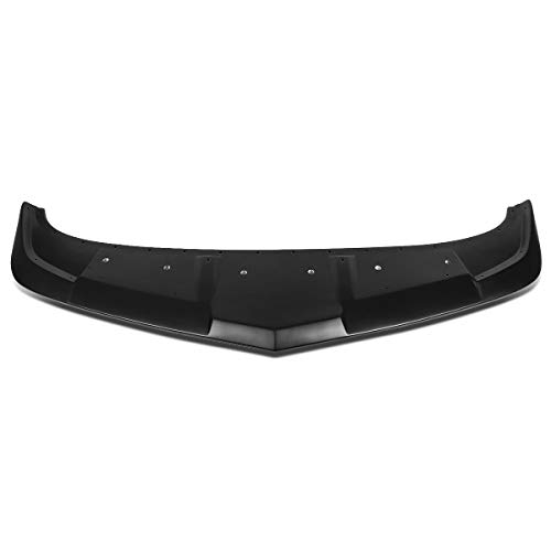 DNA Motoring BPLIP-0004 Front Bumper Lip Splitter Chin Spoiler Body ()