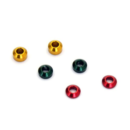 Aluminum spacer for upper rod (for AWD DWS) MDW105