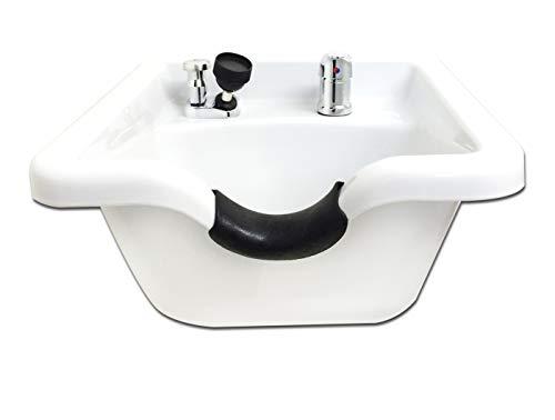 Shampoo Bowl White ABS
