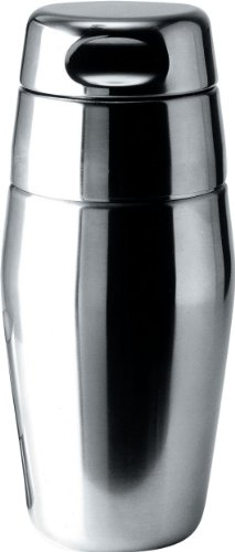 Alessi 17-3/4-Ounce Cocktail Shaker, Mirror Polish Finish ()