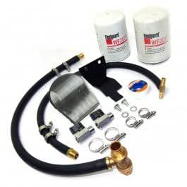 03-07 Ford 6.0 Coolant Filtration System - 2 Filters