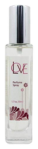 - Auric Blends Love Perfume Spray, 1.7 ounces - All-Natural Fragrance Blend