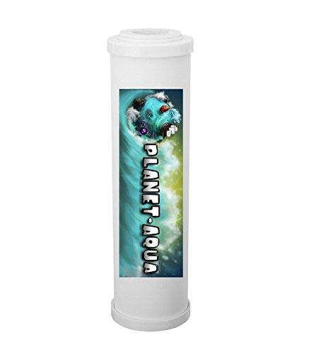Planet-Aqua 3 x EISENFILTER 10 Vorfilter Wasserfilter Brunnenwasser Regenwasser Filter Patrone Umkehrosmose Osmoseanlage Hauswasserwerk Filteranlage Pumpenfilter Rost