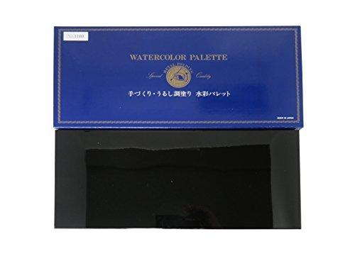 Watercolor Palette Atelier Palette No. 1100 (30 partitions)