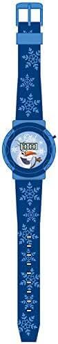 Disney Frozen Olaf Flashing Watch